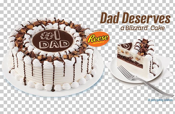 Ice Cream Cake Birthday Sheet Dairy Queen PNG