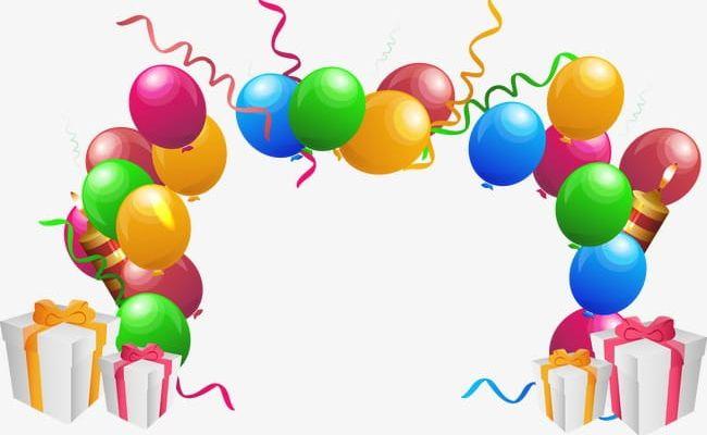 Birthday Celebration Clip Art