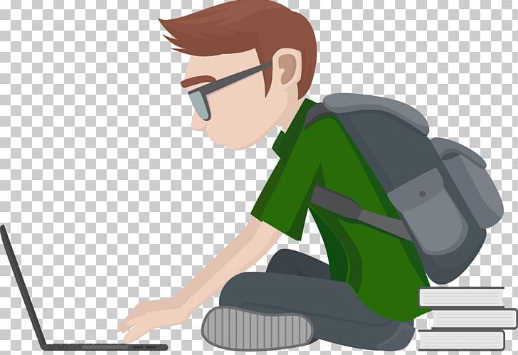 Online Tutoring E Learning Student Png Clipart Angle Cartoon Communication Cool Course Free Png Download