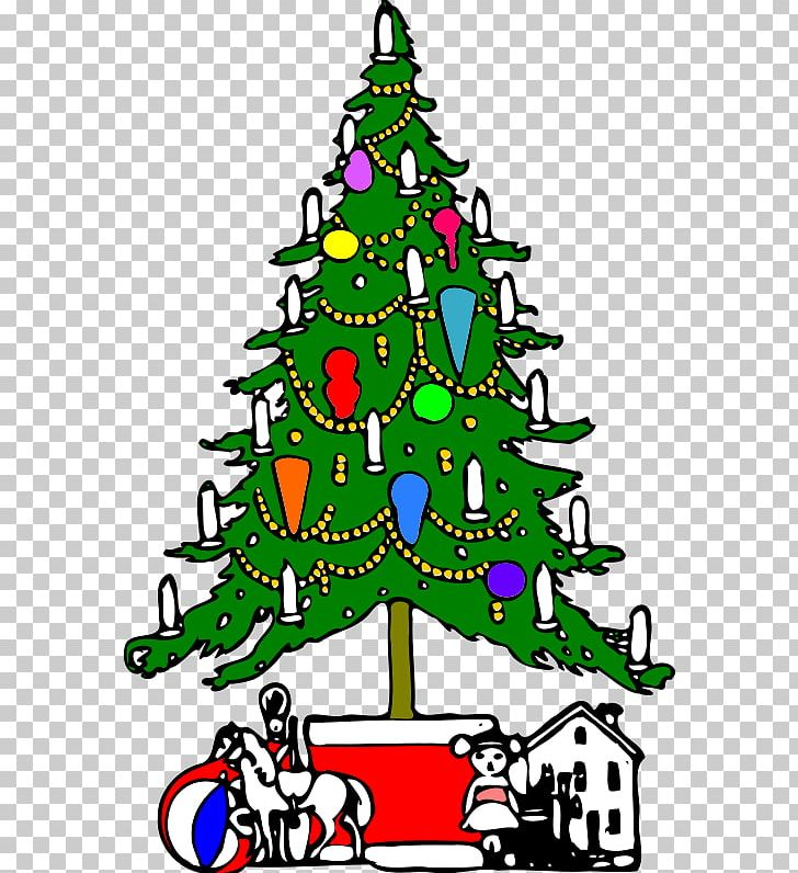 Christmas Day Clipart.Christmas Tree Christmas Day Santa Claus Graphics Png