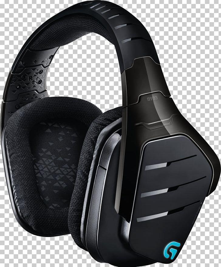 Logitech G933 Artemis Spectrum Xbox 360 Wireless Headset 7 1