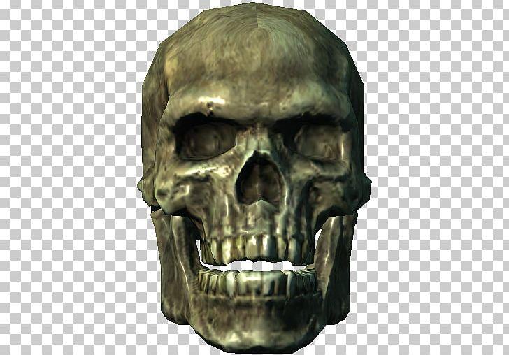 The Elder Scrolls V: Skyrim Skull Xbox One PNG, Clipart