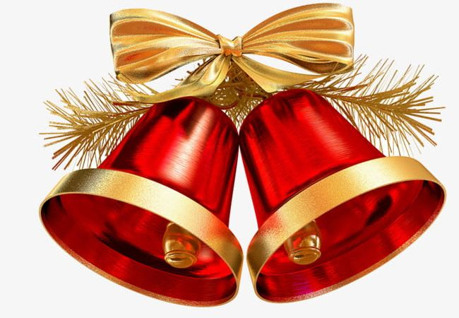 Christmas Bells Decorations PNG, Clipart, Accessories, Christmas, Christmas Decorations, Christmas Eve, Christmas Gift Free PNG Download