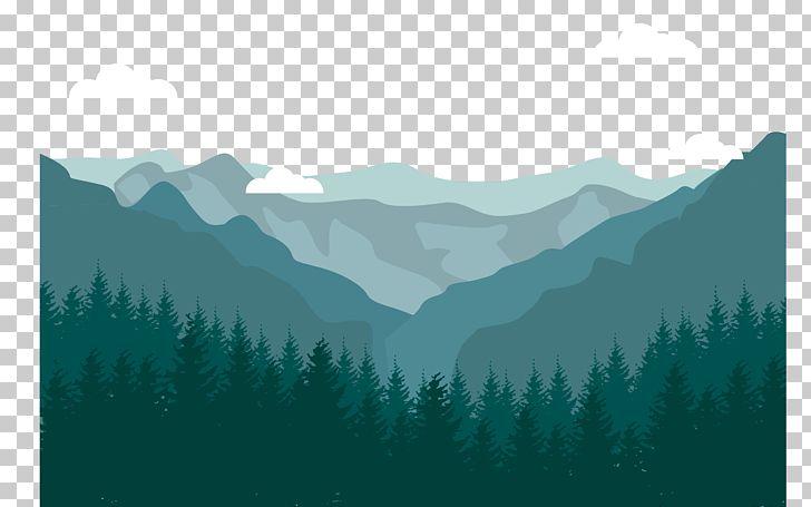 Squamish Euclidean Mountain Landscape PNG, Clipart, Angle, Blue, Computer Wallpaper, Elevation, Encapsulated Postscript Free PNG Download