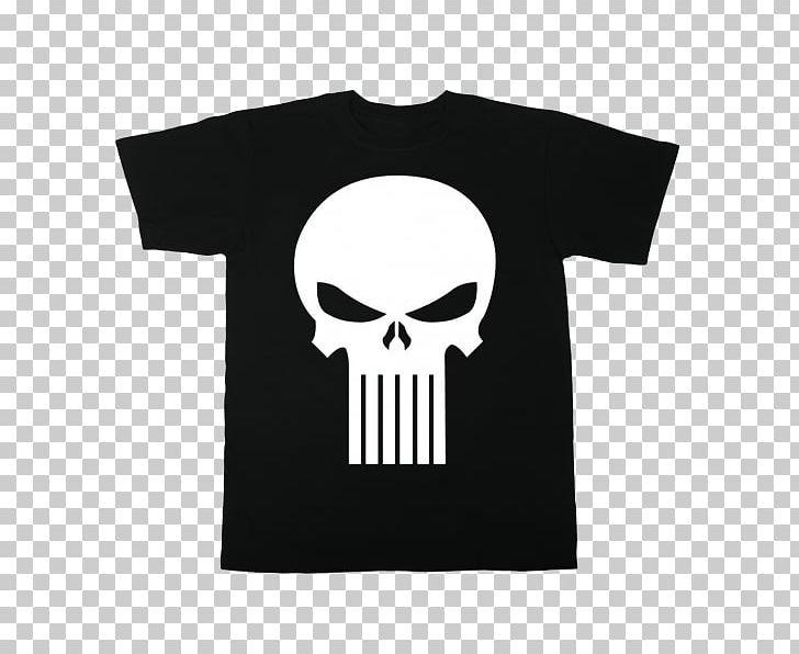68576c02 T-shirt Punisher Human Skull Symbolism Marvel Comics PNG, Clipart, Black,  Bone, Brand, Clothing, Human Skull Symbolism Free ...
