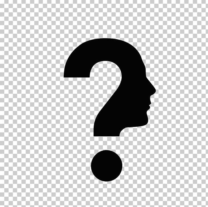 Human Head Question Mark Face Png Clipart Avatar Check