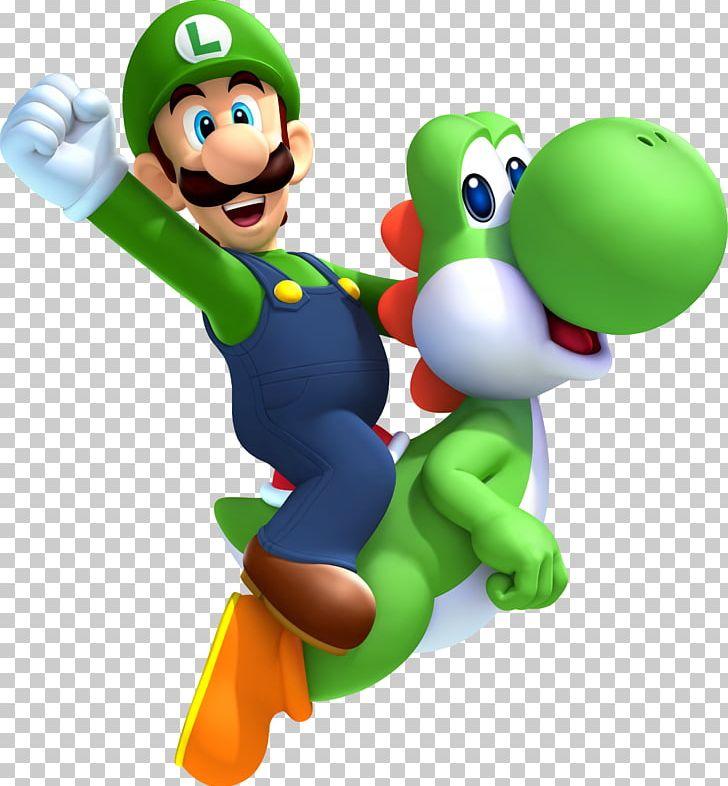 Super Mario Luigi Pusat Hobi