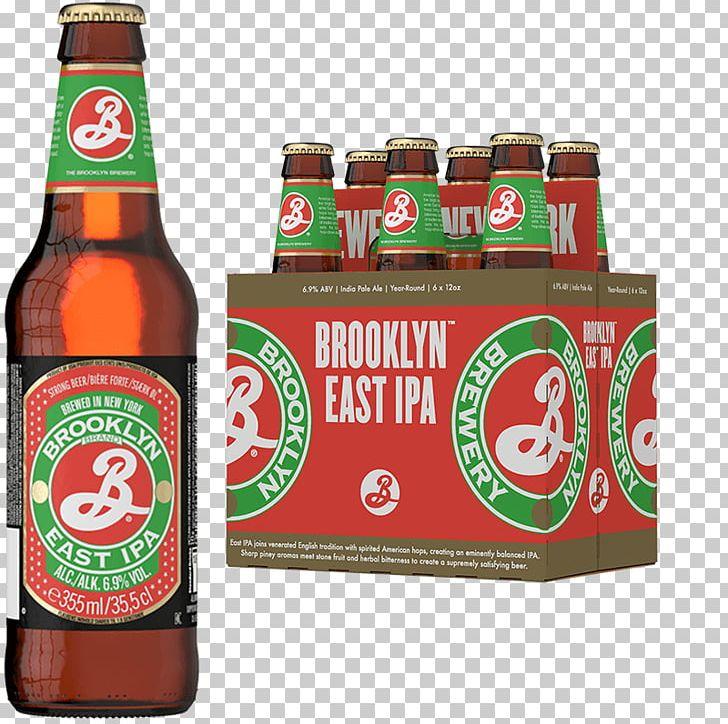 Brooklyn Brewery Beer Brooklyn East India Pale Ale PNG, Clipart, Alcoholic Beverage, Ale, Beer, Beer Bottle, Beer Brewing Grains Malts Free PNG Download