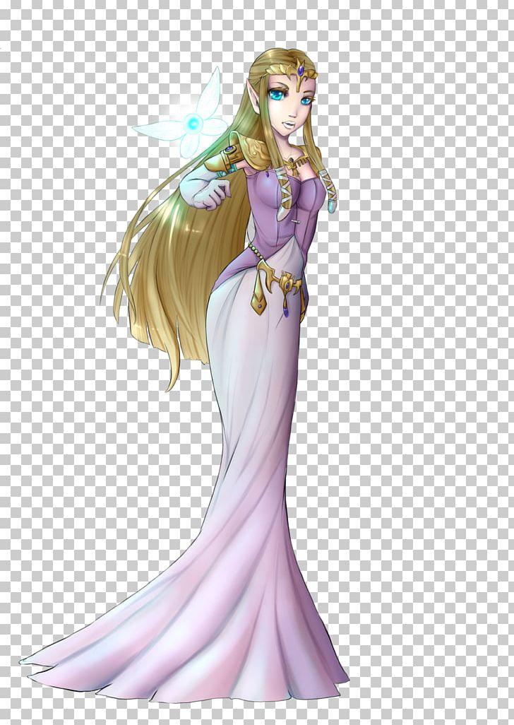 The Legend Of Zelda Skyward Sword Princess Zelda Link Wii