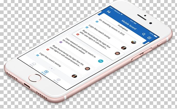 Iphone design. Smartphone jira responsive web