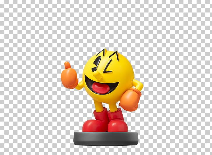 Pac-Man Super Smash Bros  For Nintendo 3DS And Wii U