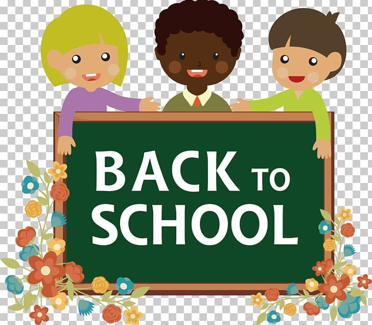 Student First Day Of School Illustration PNG, Clipart, Art ...