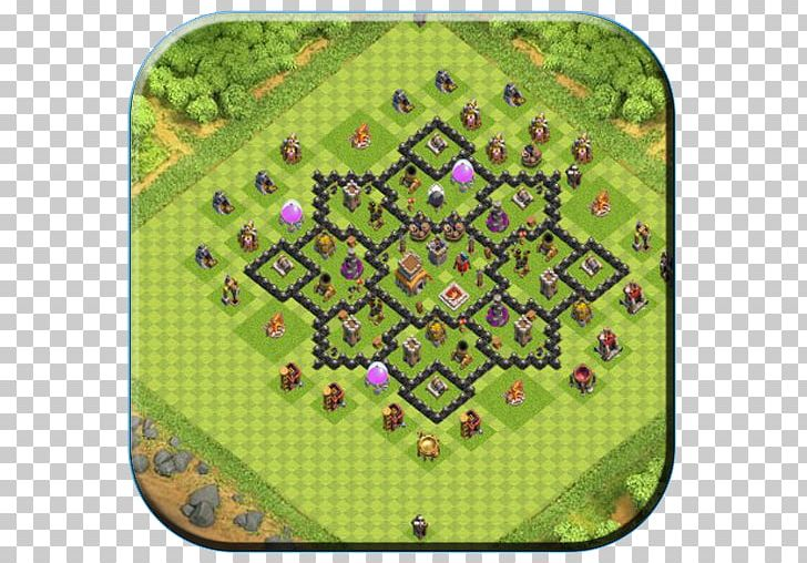 Maps Of Clash Of Clans Android Application Package Application