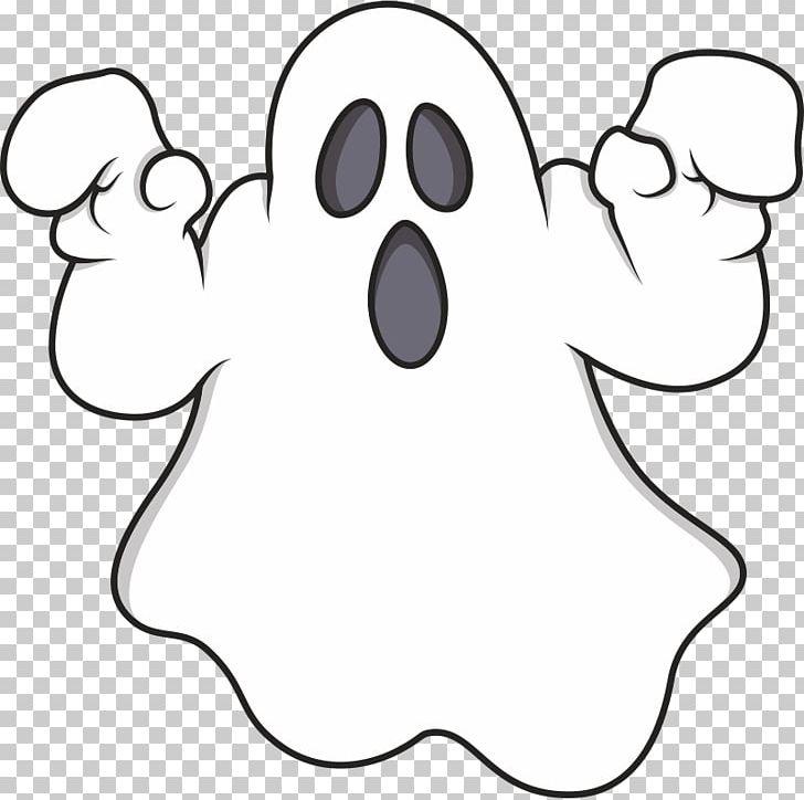 Casper Ghost Cartoon PNG, Clipart, Area, Art, Artwork, Black And