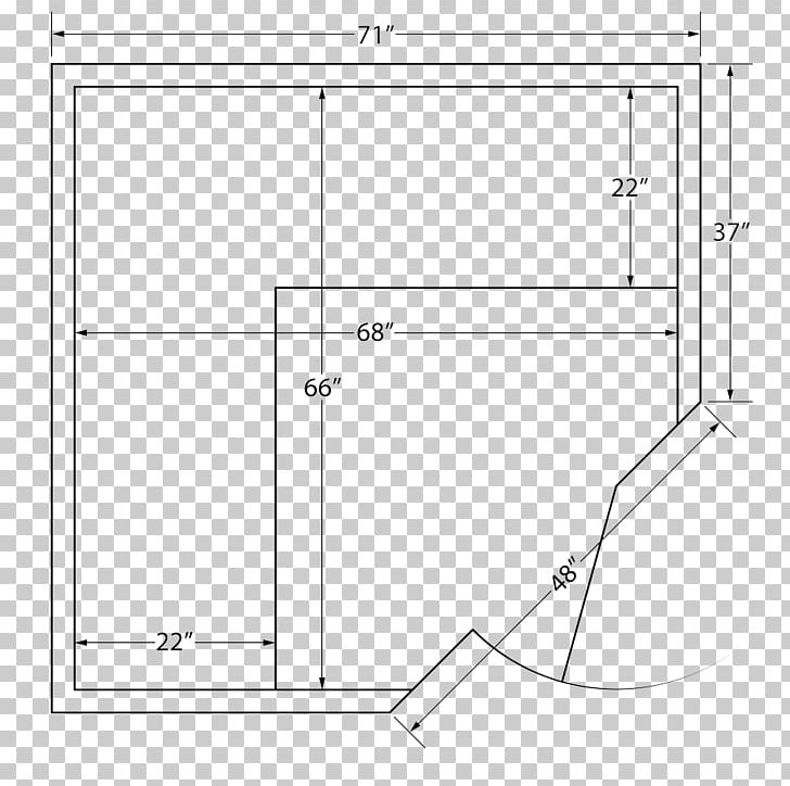 Drawing Furniture White PNG, Clipart, Angle, Area, Black And White, Design M, Diagram Free PNG Download