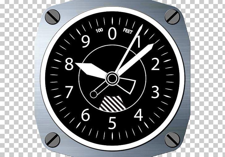 Airplane Altimeter Barometer Measuring Instrument PNG, Clipart, Airplane, Altimeter, Altitude, Apparaat, Atmospheric Pressure Free PNG Download