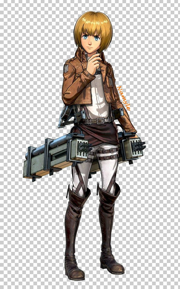 Eren Yeager A.O.T.: Wings Of Freedom Armin Arlert Mikasa Ackerman Attack On Titan PNG, Clipart, A.o.t., Action Figure, Anime, Aot Wings Of Freedom, Armin Arlert Free PNG Download