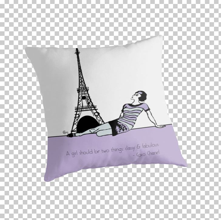 Cushion Throw Pillows PNG, Clipart, Coco Chanel, Cushion, Furniture, Pillow, Purple Free PNG Download