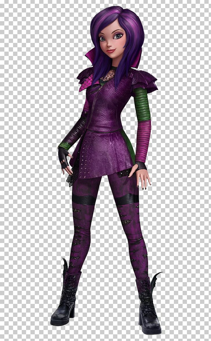Dove Cameron Maleficent Descendants 2 Evie PNG, Clipart