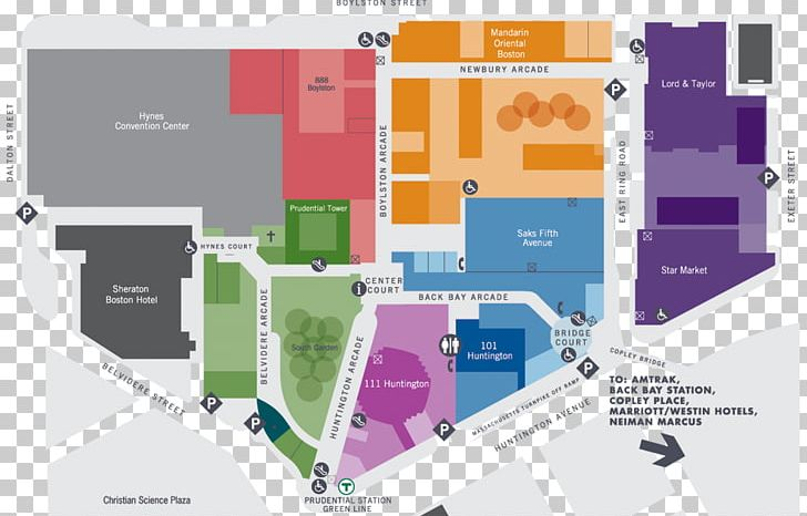 The Shops At Prudential Center Hynes Convention Center Shopping Centre Floor Plan Building Png Clipart Boston