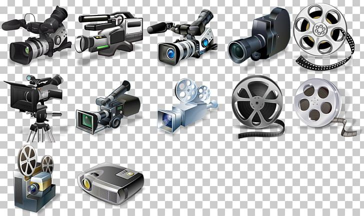 Photographic Film Video Camera Icon PNG, Clipart, Camera, Electronics, Electronics Accessory, Encapsulated Postscript, Equipment Free PNG Download
