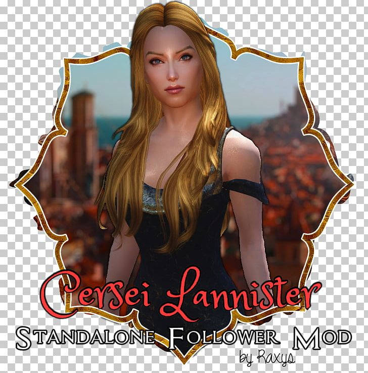 The Elder Scrolls V: Skyrim Nexus Mods Cersei Lannister PNG