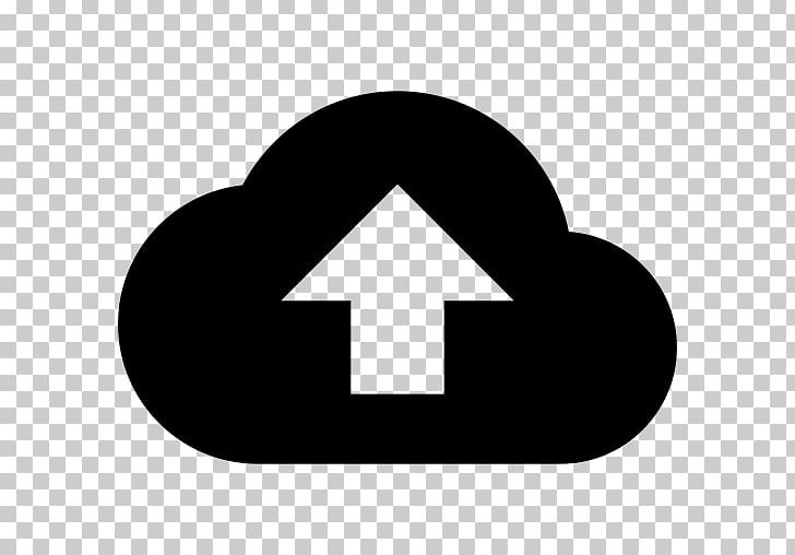 Upload Computer Icons Cloud Computing PNG, Clipart, Area, Backup, Black, Black And White, Cloud Computing Free PNG Download