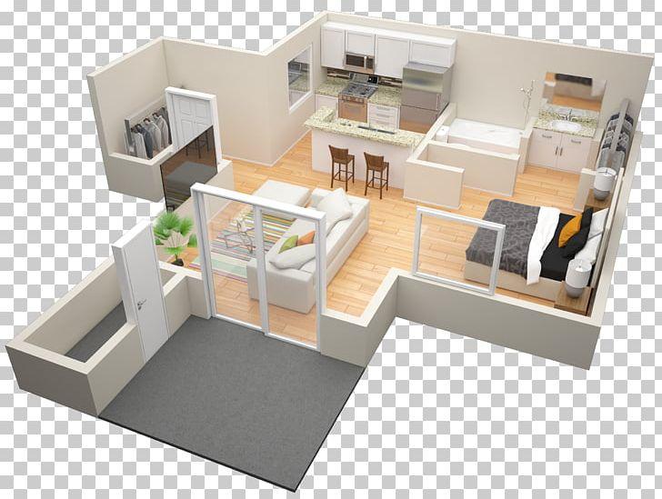 Floor Plan Studio Apartment Bedroom
