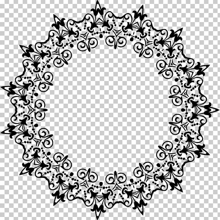 Ornament Decorative Arts PNG, Clipart, Area, Art, Black, Black And White, Circle Free PNG Download