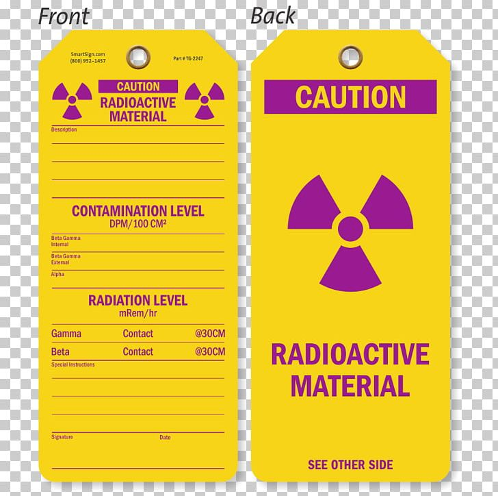 Paper Label Radiation Material Science Radioactive Decay PNG, Clipart, Area, Label, Lamination, Line, Material Free PNG Download