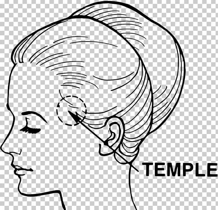 Temple Head And Neck Anatomy Temporal Bone Temporal Lobe PNG, Clipart, Anatomy, Arm, Black, Eye, Face Free PNG Download