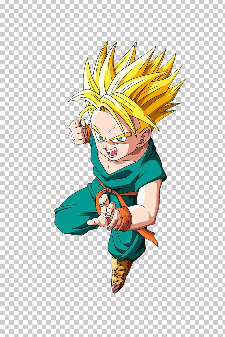 Trunks Gohan Goten Vegeta Piccolo Png Clipart Anime Art Cartoon Computer Wallpaper Dragon Ball Free Png