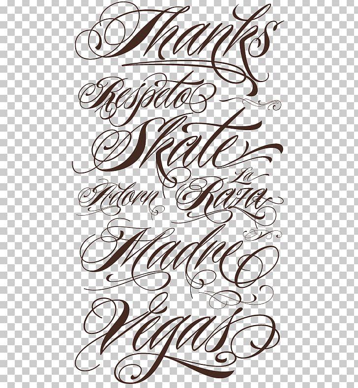 font tattoo free download