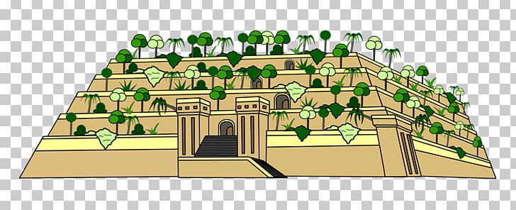 Hanging Gardens Of Babylon Seven Wonders Of The Ancient World PNG, Clipart, Ancient History, Angle, Area, Babylon, Babylonia Free PNG Download