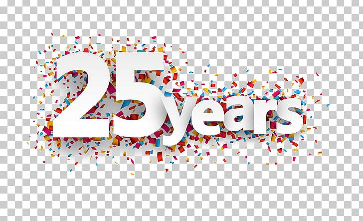 PNG, Clipart, 25th Anniversary, Anniversary, Creative