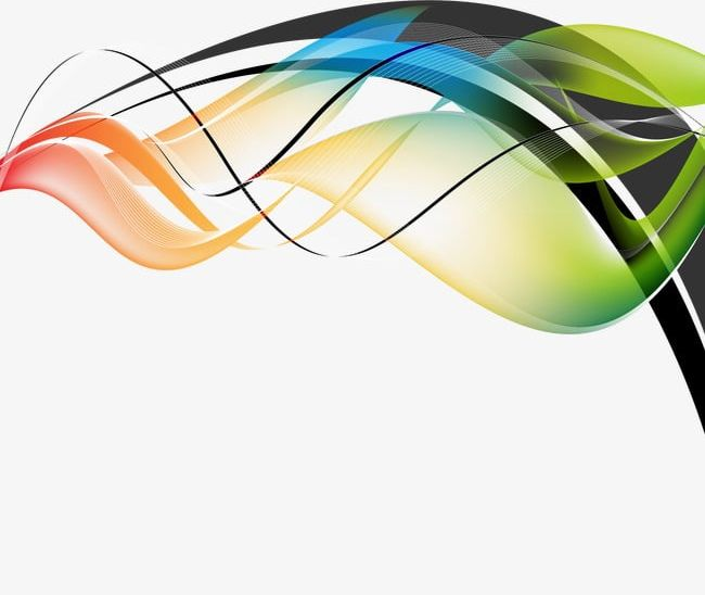 Abstract Color Line Png Clipart Abstract Abstract Clipart