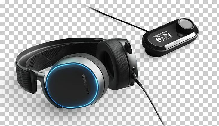 61486 SteelSeries Arctis Pro Headset High-resolution Audio