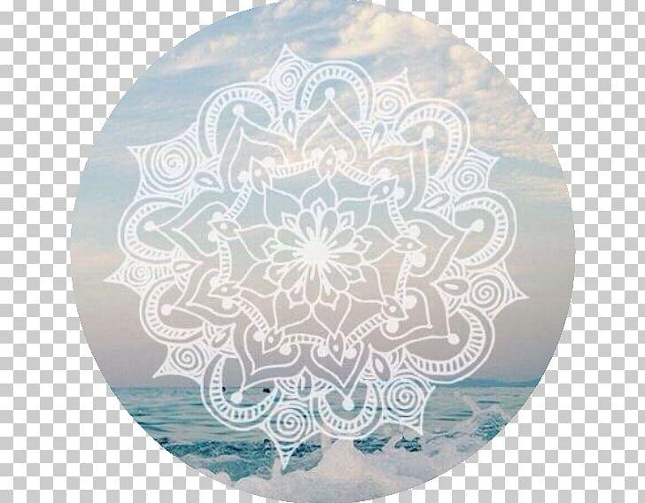 Desktop Mandala Iphone 6 Plus Png Clipart Aqua Circle