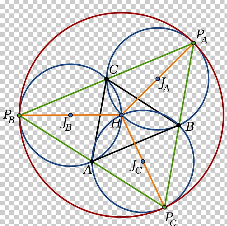 Johnson Circles Triangle Point Geometry PNG, Clipart, Angle, Area