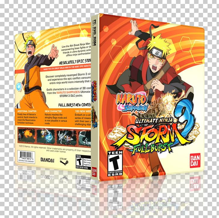Naruto Shippuden: Ultimate Ninja Storm 3 Full Burst Naruto Shippuden: Ultimate Ninja Storm Revolution Bandai Namco Entertainment Video Game PNG, Clipart, Naruto Shippuden Ultimate, Naruto Ultimate Ninja 2, Ninja Storm, Others, Pc Game Free PNG Download