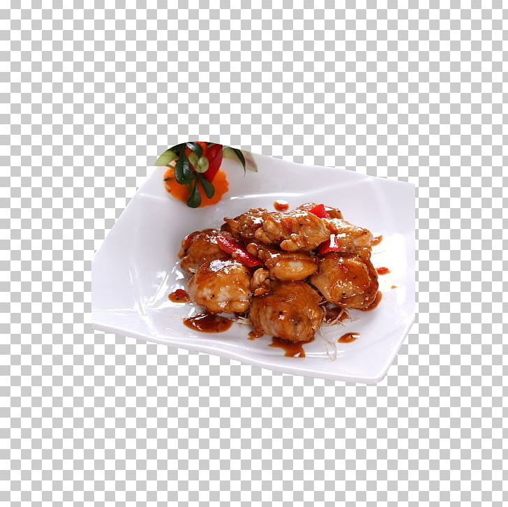 Stuffing Chicken Meatball French Fries Black Pepper PNG, Clipart, Animal Source Foods, Background Black, Beef, Black, Black Background Free PNG Download