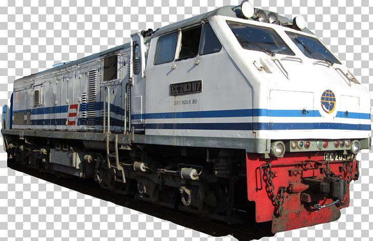 Train Rail Transport GE U20C Locomotive PNG, Clipart
