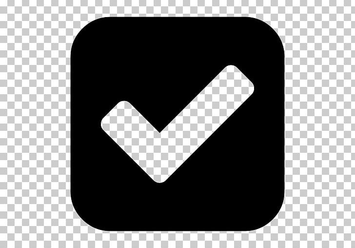 Check Mark Checkbox Computer Icons PNG, Clipart, Angle, Black, Black And White, Button, Checkbox Free PNG Download