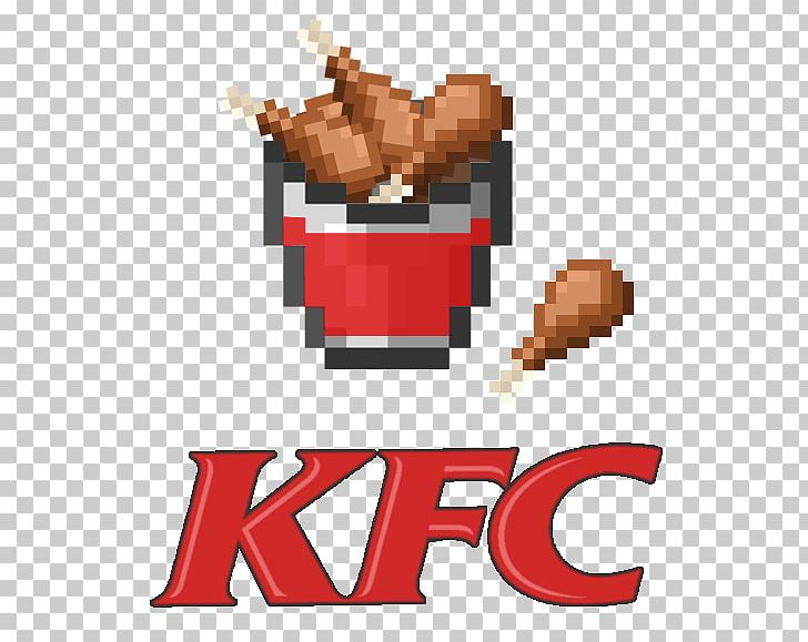 Minecraft Kfc Fried Chicken Logo Png Clipart Art Brand