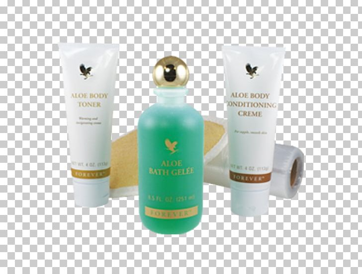 Aloe Vera Forever Living Products Lotion Skin Care Cosmetics PNG