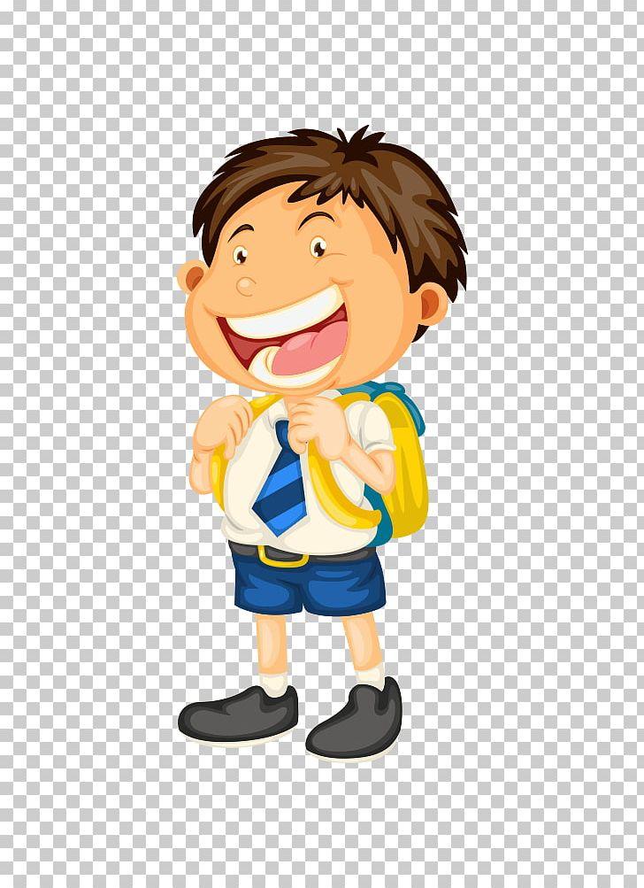 Student School Uniform PNG, Clipart, Art, Boy, Cartoon, Cartoon Characters, Cartoon Student Free PNG Download