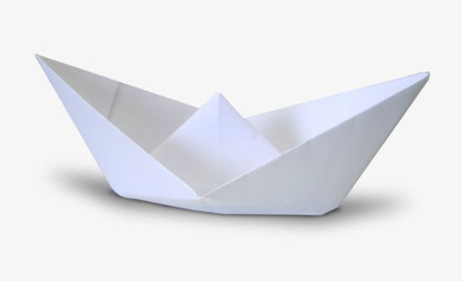 White Paper Boat Png Clipart Boat Boat Clipart Manual Origami