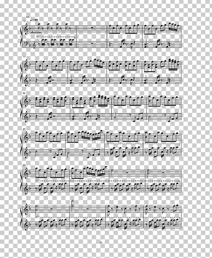 Argentine Tango Piano Sheet Music – Grcija