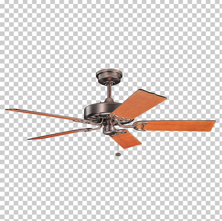 Ceiling Fans Kichler Lighting Png Clipart Angle Bronze