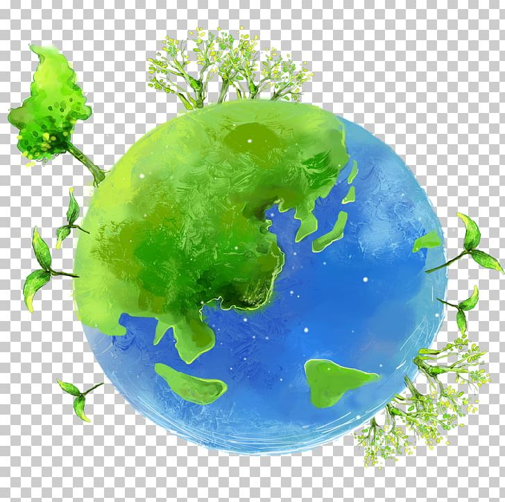 Earth Cartoon Illustration Png Clipart Blue Blue Earth Cartoon Earth Computer Wallpaper Earth Day Free Png